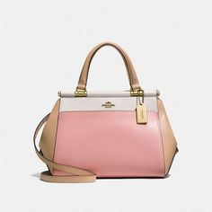 Coach Grace Bag (22.905 RUB) ❤ liked on Polyvore featuring bags, handbags, shoulder bags, crossbody cell phone purse, coach shoulder bag, coach purses, pocket purse and crossbody purse