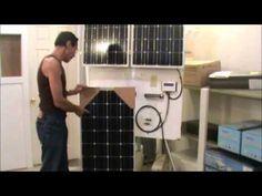 How to build 200 watt solar panel kit By Missouri Wind and Solar DIY - YouTube