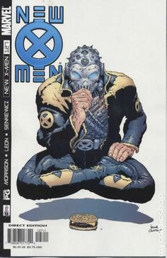 X-Men (1991 1st Series) 127