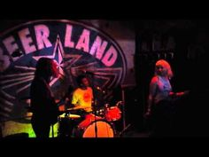 """Guantanamo Baywatch perform """"Clam Party"""" at Beerland, in Austin, Texas.  SXSW 2013"""