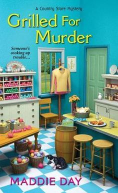 Grilled for Murder by Maddie Day is the second book in A Country Store Mystery series. Check out my review of this new cozy mystery. http://bibliophileandavidreader.blogspot.com/2016/05/grilled-for-murder.html