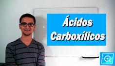 UD9 Nomenclatura Orgánica: Acidos Carboxílicos