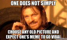 How to use Meme's in social media.