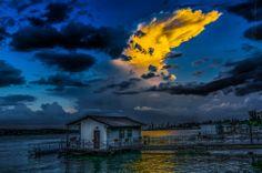 Braila, Romania (by Radu Arama) Ciel, Contrast, Clouds, Outdoor, Bulgaria, Hungary, Romania, Croatia, Outdoors