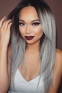50 Grey Hair Looks That Will Have You Dying Your Hair Pronto