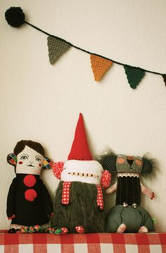 The NinonNinon Circus! by super ninon, via Flickr