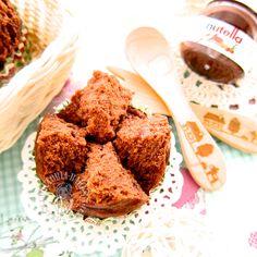 nutella huat kuey (steamed cake)