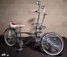 lowrider | cruiser lowrider 20 chrome ref 250316 show bike lowrider 20 rainbow ...