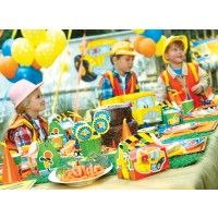Construction Party  CelebrateExpress – Your Party Resource