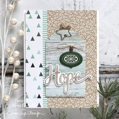 Mint Wishes: Limited Edition Christmas Card Kit Reveal and Inspiration