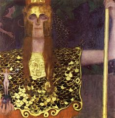 Pallade Atena (opera di Klimt)