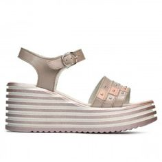 Sandale dama 5064 capucino sidef Shoes, Fashion, Sandals, Moda, Zapatos, Shoes Outlet, Fashion Styles, Shoe, Footwear
