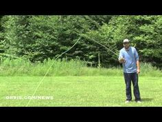 How to Fly Fish: The Single-Hand Snake Roll Cast - YouTube