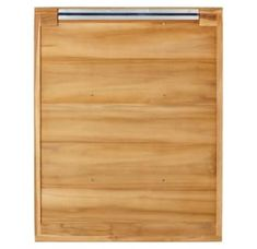 Buy the Signature Hardware 422703 Natural Teak Direct. Shop for the Signature Hardware 422703 Natural Teak Bastian W x H Teak Framed Single Door Medicine Cabinet and save. Renovations, Single Doors, Wall Mounted Cabinet, Teak Bathroom, Signature Hardware, Medicine Cabinet, Teak, Teak Frame, Hardware