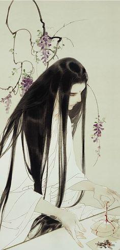 Vạn Hoa (Tranh của Y Xuy Ngũ Nguyệt)