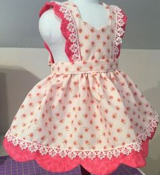 I know isn't full-grown size, but I really want to see one that is! Little Girl Dresses, Girls Dresses, Flower Girl Dresses, Trendy Outfits, Kids Outfits, Cute Outfits, Toddler Fashion, Kids Fashion, Girl Dress Patterns