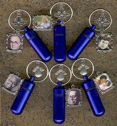 6PK3,Memorial Urn,Keepsake Urn,Cremation Urn,Jewelry Urn,Cremation Cylinder #KeepsakeCremationUrns On Sale Now. http://stores.ebay.com/Memorial-Key-Chain-Cremation-Urn http://stores.ebay.com/Ever-Lasting-Cremation-Urns