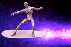 Universal Silver Surfer. Sixth in a week-long series of Fantastic Four photos.