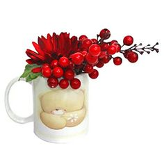 Mug Arrangement Rs 449/- http://www.tajonline.com/valentines-day-gifts/product/v2972/mug-arrangement/?aff=pint2014/