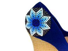 Steve Madden zapatos arte Huichol Nayarit | Galería de fotos 1 de 11 | Vogue México