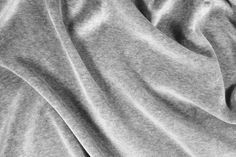 Nicky, velluto  grigio (80% Cotton - 20% Polyester) 150cm