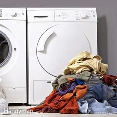 If your dryer has started making loud, rumbling noises and no longer dries clothes well, replacing the motor may be the cheapest solution. Dryer Lint Cleaning, Dryer Lint Trap, Cleaning Hacks, Cleaning Checklist, Cleaning Solutions, Clothes Dryer, Washing Clothes, Smelly Washing Machines, Appliance Repair