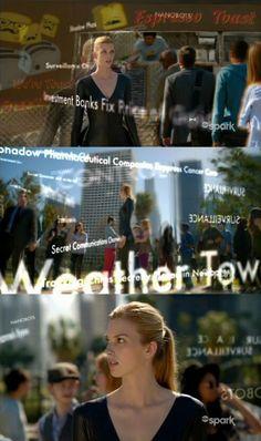 "#Stitchers 1x05 ""Stitcher in the Rye"""