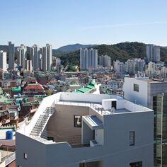 Patio Namsan,© Yoon Joon-hwan