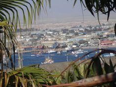 Bahia de Caldera, Chile
