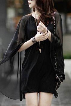 #black #Fashion http://onenac.blogspot.com/2013/10/moda_7.html