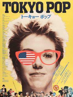 Tokyo Pop (1988) #1980s #1988 #29x41