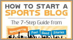 Step-by-step instructions for getting a sports website up and running. Remove the guess work, and learn from someone who has been there and done that.