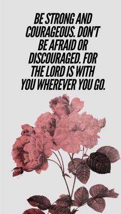 Joshua 1:9