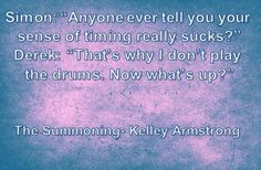 The Summoning-Kelley Armstrong
