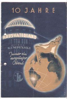 Zehn Jahre Haus Vaterland (1938)