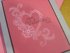 Floral Valentine the latest ideas