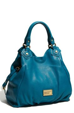 MARC BY MARC JACOBS 'Classic Q - Francesca' Leather Shopper......in love!