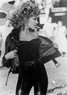 Here is Sandy Grease Outfit Idea for you. Sandy Grease Outfit olivia newton john in grease my best friend liked good. Grease Sandy, Sandy Grease Costume, Sandy Costume, Grease Costumes, Movie Star Costumes, Group Costumes, Sandy Grease Outfit, Woman Costumes, Couple Costumes