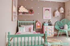 VM designblogg: Vintage Παιδικό Δωμάτιο