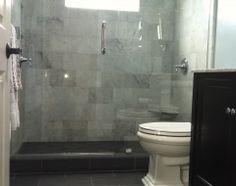 2 Remodeled Baths in ranch, Remodeled 2 bathrooms in ranch style home. Cheap Bathroom Remodel, Tub Remodel, Ranch Remodel, Cheap Bathrooms, Shower Remodel, Small Bathroom, Downstairs Bathroom, Master Bathroom, Bathroom Ideas