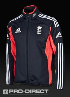 adidas 2016 england cricket replica full zip fleece