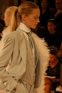 Ralph Lauren, picking up where we left off with Autumn/Winter in the world of quasi-1920's Shanghai