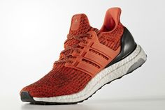 8de41a41fcc Adidas Ultra Boost Energy Red Release Date Medial S80635 Red Sneakers