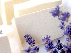Lavender milk soap