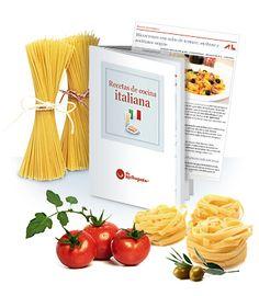Recetas de cocina italiana - Recetasderechupete.com