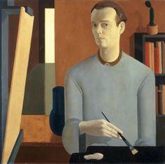 Pierre-Jean Maurel - Béla Kontuly Self portrait n. Selfies, New Artists, Figurative Art, Fine Art, Portraits, Modern Paintings, Human Figures, Painters, Composition