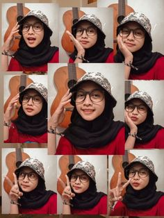 Selfie Poses, Selfie Ideas, Casual Hijab Outfit, Ootd, Hijabs, Exo, People, Outfits, Beauty