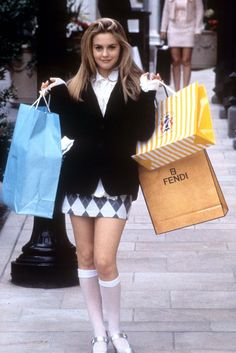 Cher Horowitz, who singlehandedly taught the world the importance of Alaïa, will forever be one of the most celebrated style icons in film. Plus, who wouldn't want her revolving closet?   - MarieClaire.com