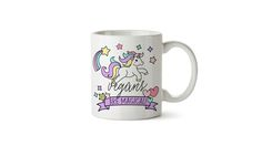 Vegans are magical mug