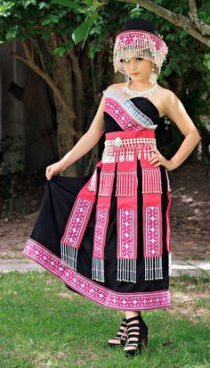Hmong Clothing                                                       …